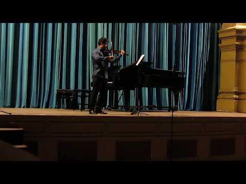Ranan Jabour - Bach Partita nº 3 Prelude