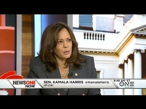 Sen. Kamala Harris On GOP's Push To Repeal ACA & Her Bipartisan Bail Reform Bill