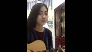 Hãy nói đi - Uyên Pím | guitar cover by Phương Thanh