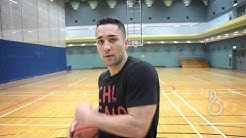 Learn the PRO HOP basketball move - Tyler Kepkay