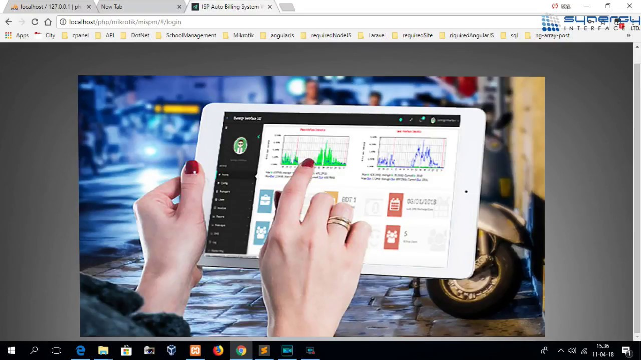 Rocket ISP Billing Management Software (Mikrotik Router ) - ISP  Registration (Part 1)