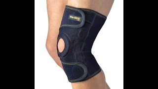 #022  ADJUSTABLE KNEE AND PATE…