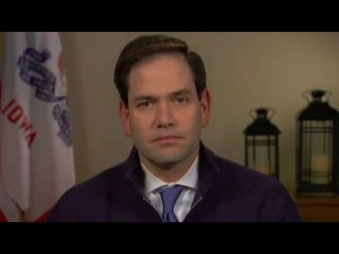 Marco Rubio explains his stance on illegal immigration