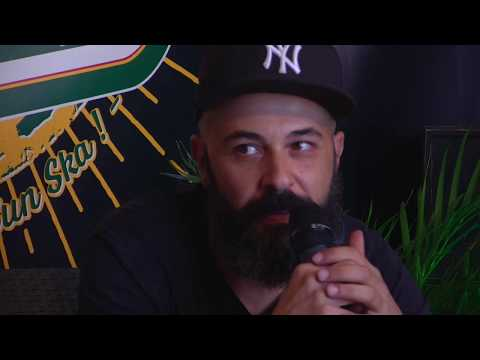 Conférence de presse de TRAIN TO ROOTS - Reggae Sun Ska 2017
