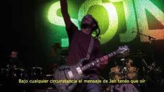 SOJA - Be aware (Sub. Español) VIVO/LIVE HD