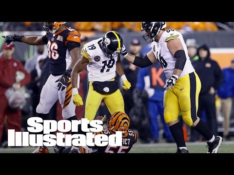 Steelers' JuJu Smith-Schuster, Bengals' George Iloka Suspended 1 Game | SI Wire | Sports Illustrated