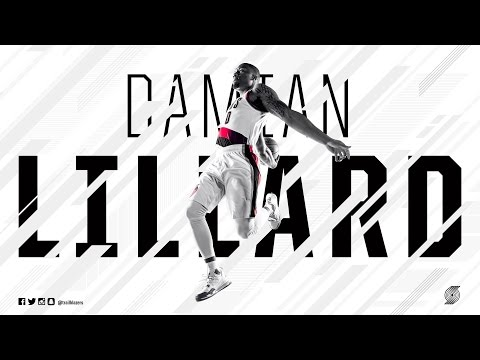 Damian Lillard Mix - Let the Drummer kick it - ᴴᴰ