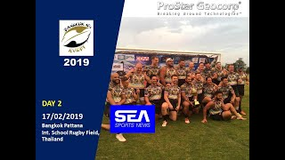 PRO STAR Bangkok International Rugby 10s 2019 (Day 2, 17/02/2019)
