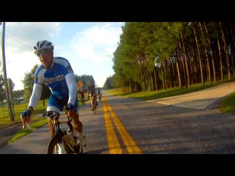 Recumbents can't climb Video proof