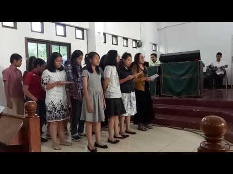 Persembahan Pujian RNHKBP Mampang 25 September 2016