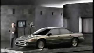 1993 Edward Herrmann Dodge Intrepid Commercial