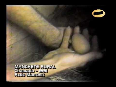 Manchete Rural - Chamada 1991