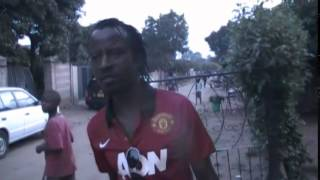 Don Farche the Reggae Artist - Mbare, Harare, Zimbabwe