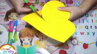 Cách làm hộp quà từ giấy dễ thương cực đẹp