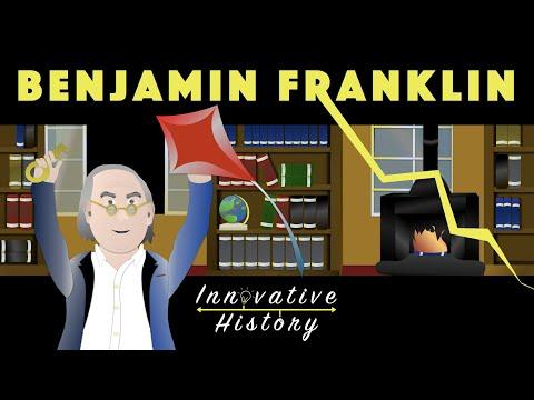 Benjamin Franklin | 3 Minute History