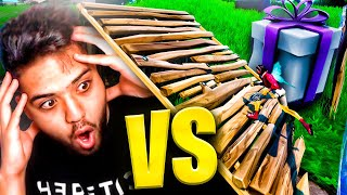 PVP GAME VS SUBSCRIBER AND I GIVE YOU A SKIN IN FORTNITE !!