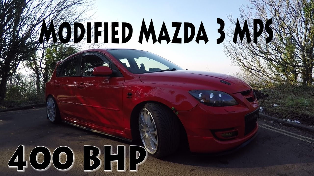 2013 Mazda 3 MPS Interiors and Exteriors - YouTube