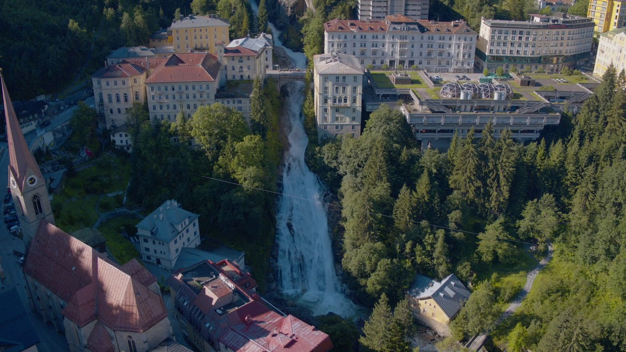 Bad Gastein Im Sommer Youtube
