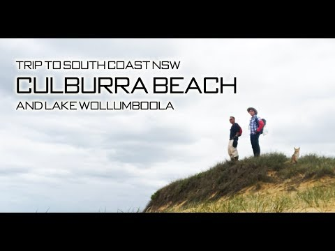 Trip To South Coast NSW - Culburra Beach & Lake Wollumboola - OFFICIAL TRAILER [HD] 2018