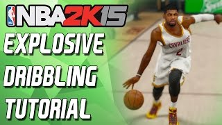 NBA 2K15 - How to Get Easy Points in the Paint! - Explosive Dribble!