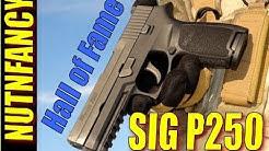 Sig P250: Hall of Fame Combat Pistol by Nutnfancy