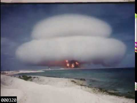 Now you can watch super secret nuclear weapons tests from the 1950s on YouTube