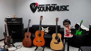 Экспресс-школа гитары SOUNDMUSIC (Уроки, курсы, обучение, репетитор по гитаре)
