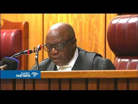 The High Court in Pretoria ruled against the DA in the state capture case