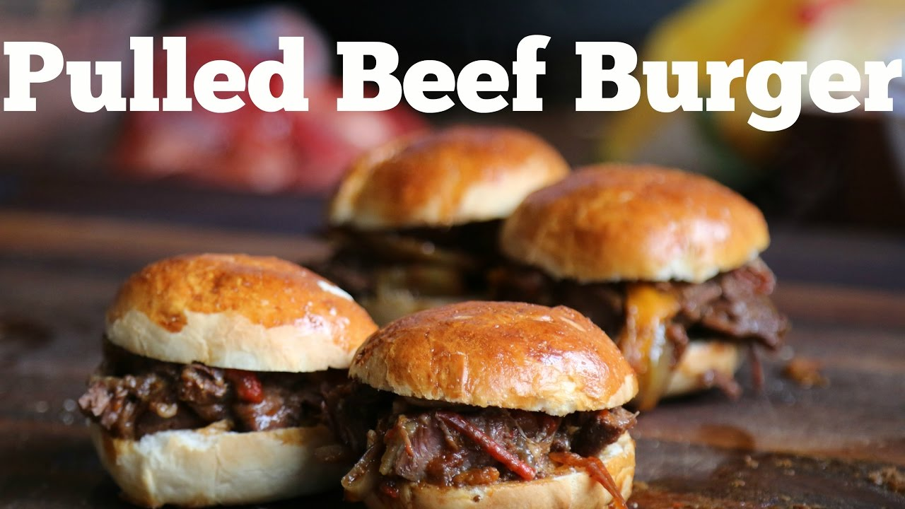 how to make pulled beef in oven