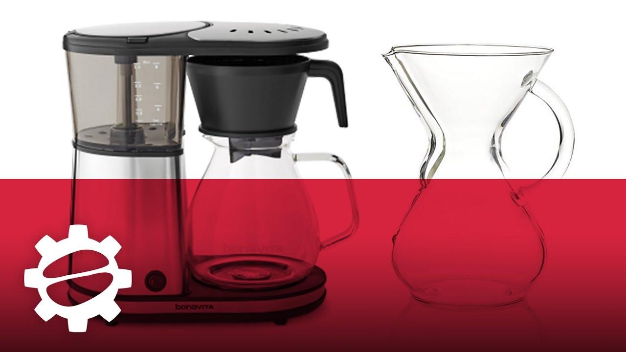 Chemex Vs Drip Coffee Maker Comparison
