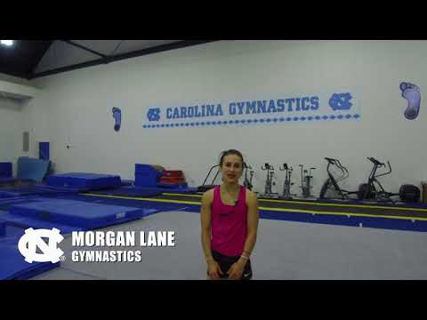 Morgan Lane  Gymnastics  Thank you, Rams Club!