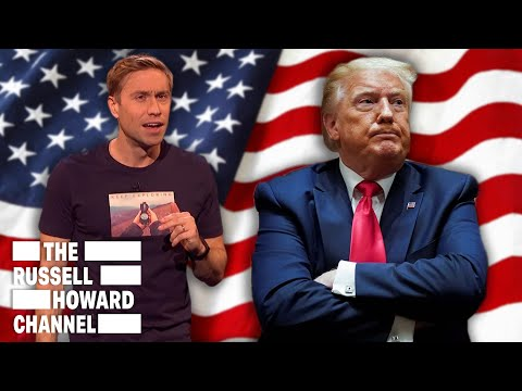 Even More of Trump Being an Awful President | The Russell Howard Channel