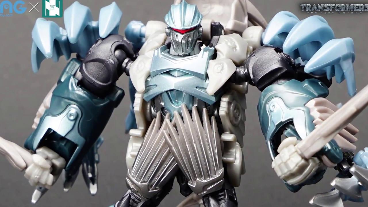 Transformers Age of Extinction Dinobot Slug w// Smash /& Slash Action Figure Toy