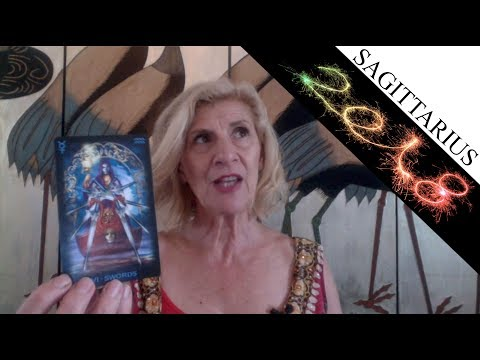 SAGITTARIUS 2018 YEARLY READING ~ DO THE WORK AND REAP THE BENEFITS!