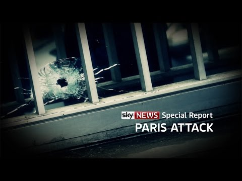 Paris Attack - 12 Killed By Gunmen At Charlie Hebdo Magazine