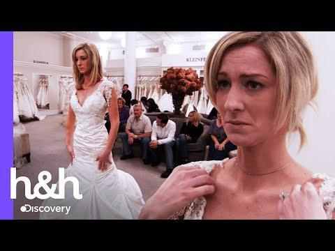 ¡El vestido cuesta más de $11,000!   Vestido de Novia   Discovery H&H