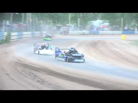 8-20-16 Central New York UAS 1/4 Pt Heat 2B at Starlite Speedway