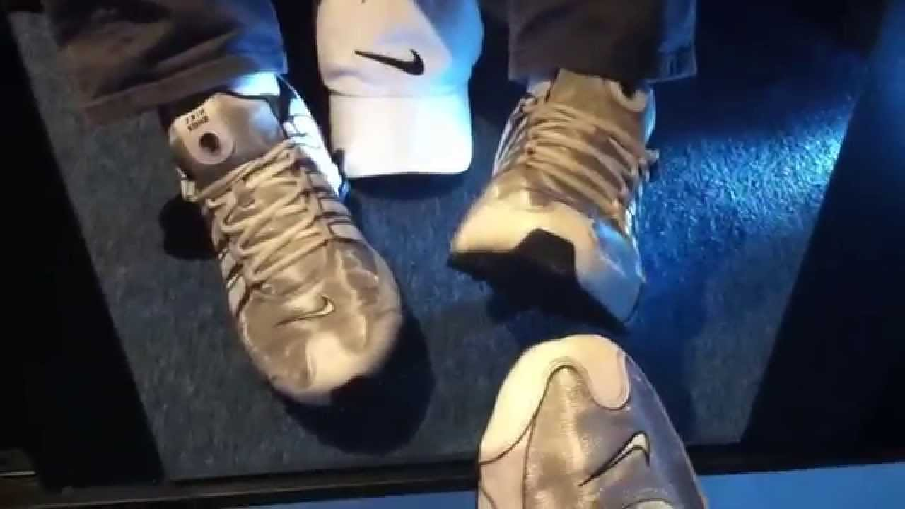 super popular bf670 8b61e ... discount my smelly white nike shox nz in size us12 youtube 7c3b4 ad2c5