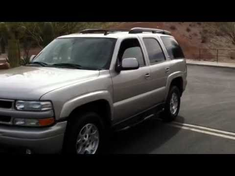 2006 chevy tahoe z71 4x4 youtube. Black Bedroom Furniture Sets. Home Design Ideas