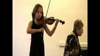 Валентина Гринберг - скрипка | Valentina Greenberg - violin