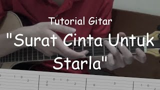 Download Video Belajar Gitar (Surat Cinta Untuk Starla - Virgoun) MP3 3GP MP4