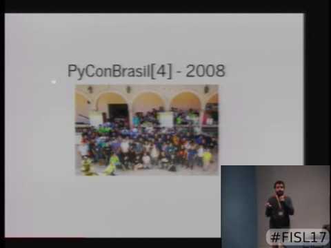 O renascer de uma comunidade história da PythonRio no último ano