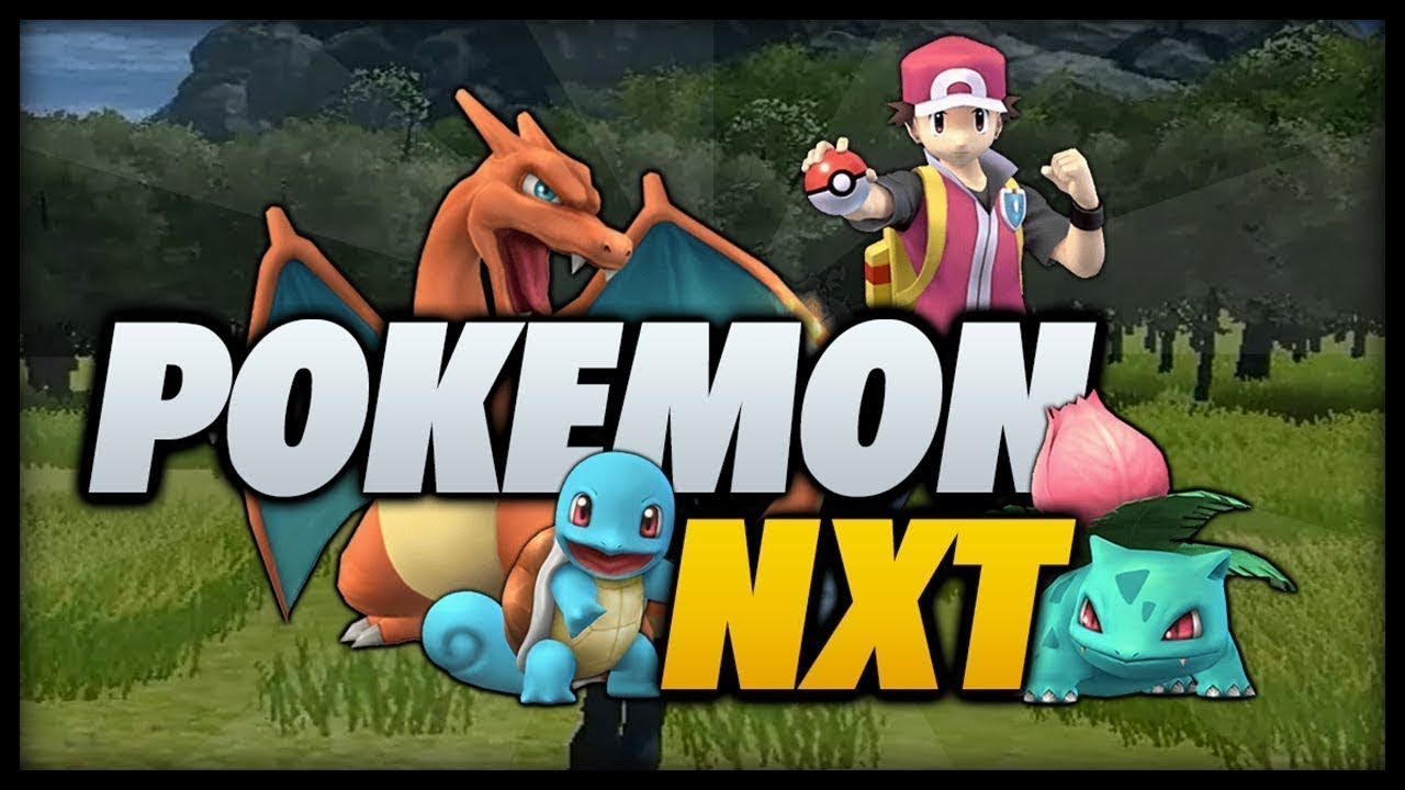 Download pokemon nxt 3d fan made game for pc youtube - Pokemon 3d download ...