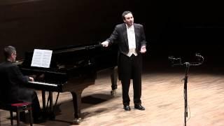 """""""Ich grolle nicht"""" de Schumann, por Guzmán Hernando y Aurelio Viribay"""