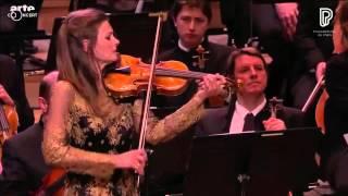Janine Jansen - Bach - Sarabande from Partita No 2 in D minor