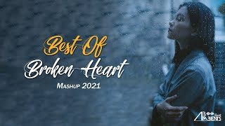 Best Of Broken Heart Mashup | AB Ambients Chillout | Nonstop Night Drive Jukebox