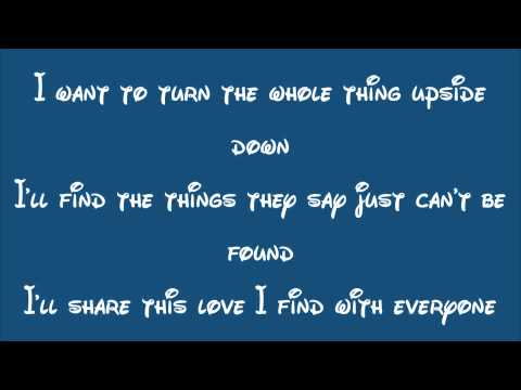 Jack Johnson (Curious George)-Upside Down Lyrics
