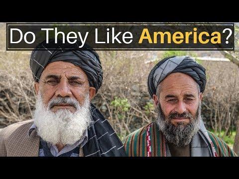 DO THEY LIKE AMERICA? (Pakistan, Afghanistan & Iraq)