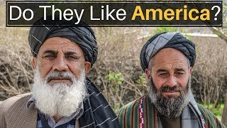 DO THEY LIKE AMERICA? (Pakistan, Afghanistan & Iraq)