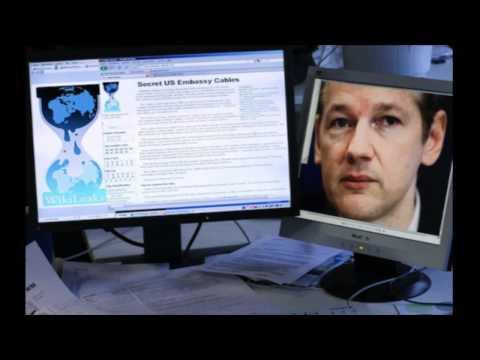 Wikileaks - One Week Bare Naked Ladies parody song